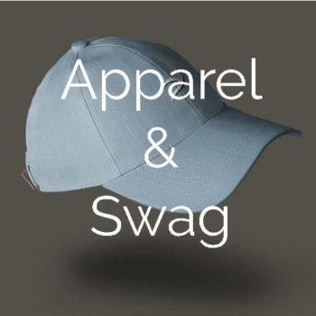 APPAREL & SWAG